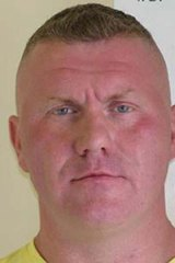Suspected shooter ... Raoul Thomas Moat, 37.