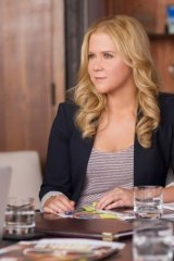 Amy Schumer in <i>Trainwreck</i>.