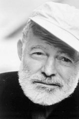 Author Ernest Hemingway wrote <em>Old Man and the Sea</em> about deep sea fishing off the coast of Cuba.