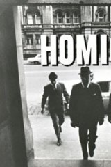 Old days: Characters from Melbourne TV crime drama <i>Homicide</i>, which ran from 1964 to 1977.