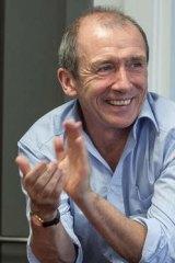 Educator and author David Price.