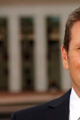 Chris Uhlman ... staying in Canberra to present AM.