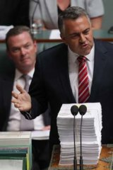 """We will consider it on a case by case basis"" ... Joe Hockey."