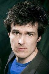 Andrew Hansen of <i>The Hamster Wheel</i>.