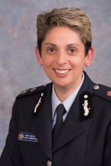 Ms McCarthy became the first female deputy commissioner of the SES in its 60-year history.