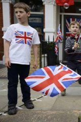 United Kingdom: British children are among the most brand-conscious in the world.