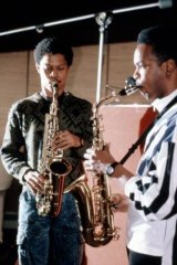 Steve Coleman and Greg Osby.