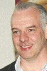 The murdered family friend, Neil Heywood.