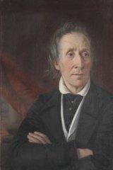 Portrait of John Pascoe Fawkner, founder of Melbourne, 1856 oil on canvas;  William Strutt.