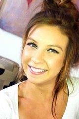 22-year-old Sarah Cafferkey.