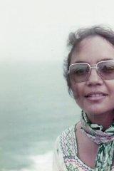 Ellen Jose, indigenous artist and activist