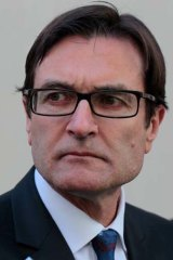 Lacking numbers: Greg Combet.