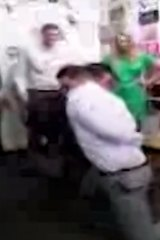 Appco workers involved in a ''cock fight''
