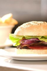 BurgerInc's the Big Burger.
