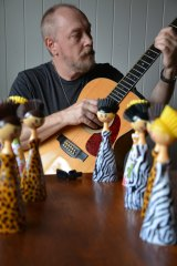 Ed Kuepper is touring his latest release, Lost Cities.
