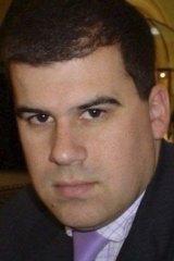Justin De Domenico.