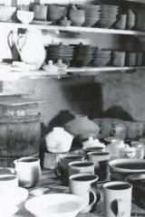 Potter of Portobello Road: Gwyn Hanssen Pigott in 1961.