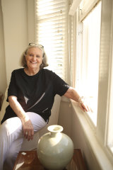 For Patricia Skenridge, moving back to Sydney was a big step.