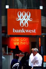 BankWest ... trying to retrieve about $28 million from property developer David Stewart Henderson.