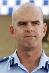 Victoria Police Commissioner Simon Overland.<i>Picture: Paul Rovere</i>