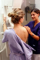 Mammograms may become a thing of the past.