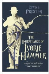 <i>The Inheritance of Ivorie Hammer</i> by Edwina Preston.