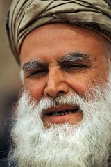 Abdul Rab Rasul Sayyaf ... once close to bin Laden.