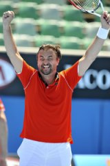 """Unbelievable""...Henri Leconte is bringing his own style to tennis commentary."