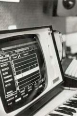The Fairlight esd co-invented by Peter Voge.