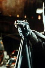 Dark: Elfman and Burton couldn't agree on <em>Batman Returns</em>.