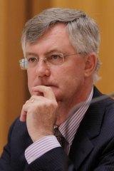 Treasury boss Martin Parkinson has raised the prospect of new taxes.