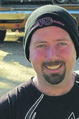 Ricky Muir - VIC Senate Candidate for Australian Motoring Enthusiast Party.