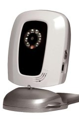 The Watch Anywhere Monitoring Camera.