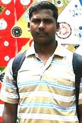 Tamil asylum seeker Leo Seemanpillai.