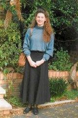 Elizabeth Coleman aged 19.