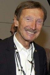 Professor Rolf Zinkernagel.