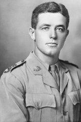Lieutenant Joseph Balfe, from Brunswick, Victoria, died at Gallipoli in 1915.
