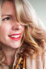 Christina Butcher: Hair blogger extraordinaire.