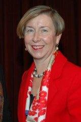 ON THE DEFENSIVE: Department of Health secretary   Jane Halton.