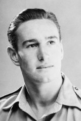 Named … Private John Whitworth.