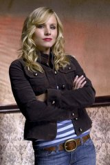 Revived? Kristen Bell starred as Veronica Mars.