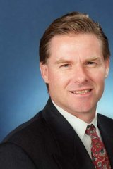 Australia's UN ambassador ... Peter Woolcott.
