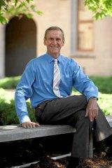 Professor Field Rickards, dean, Melbourne Graduate School of Education, University of Melbourne.