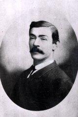 Author Joseph Furphy.
