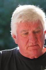 Ray Warren ... attacked pokie reforms on air with fellow commentator Phil Gould.