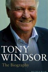 Tony Windsor, by Ruth Rae.