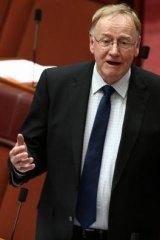 Liberal Senator Ian Macdonald.