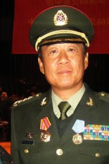 General Liu Yuan ... ''History is written by blood and slaughter.''