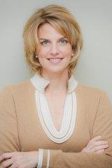 Sarah Kate Ellis, CEO of GLAAD.