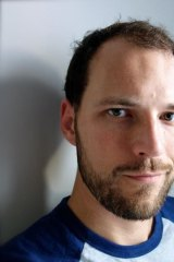 Australian National University biologist Dr Luke Holman.